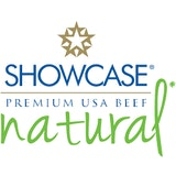 Showcase Premium USA Beef Natural logo