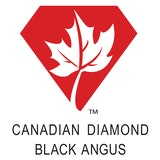 Canadian Diamond Black Angus logo