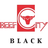 Beef City Black logo