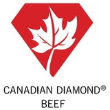 Canadian Diamond Beef logo