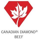 Canadian Diamond Beef logo