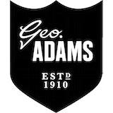Geo. Adams logo