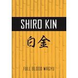 Shiro Kin Wagyu logo
